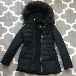 Zara Down Puffer Coat Winter Jacket